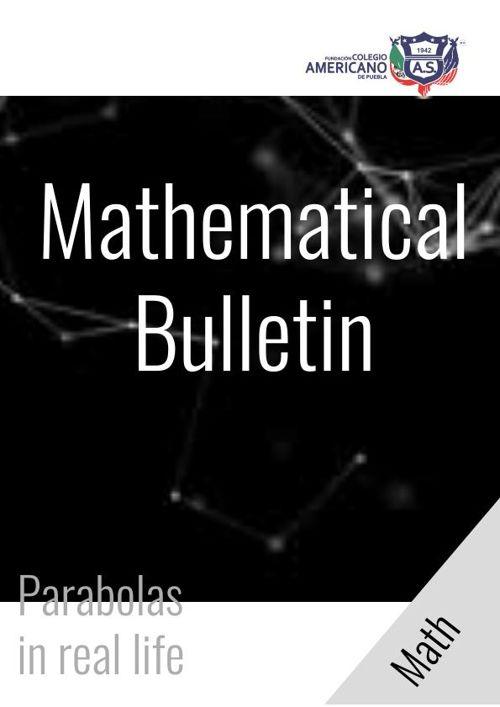 Mathematical Bulletin Parabolas