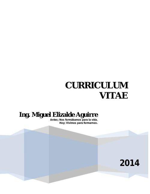 Currículo 2014-A
