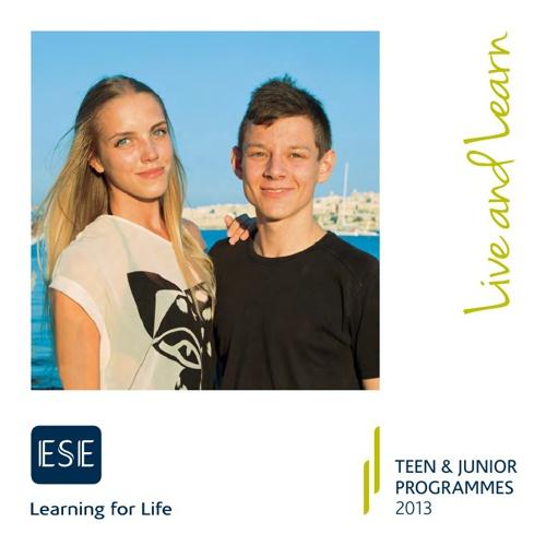 ESE_Teen&Junior-brochure_2013