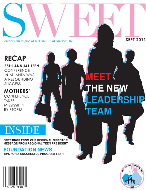 Sweet Magazine, September 2011