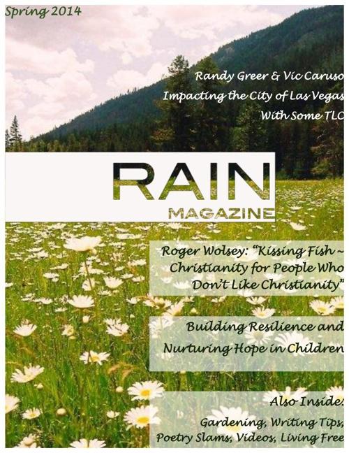 Rain Magazine Spring 2014