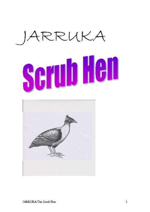 Scrub Hen