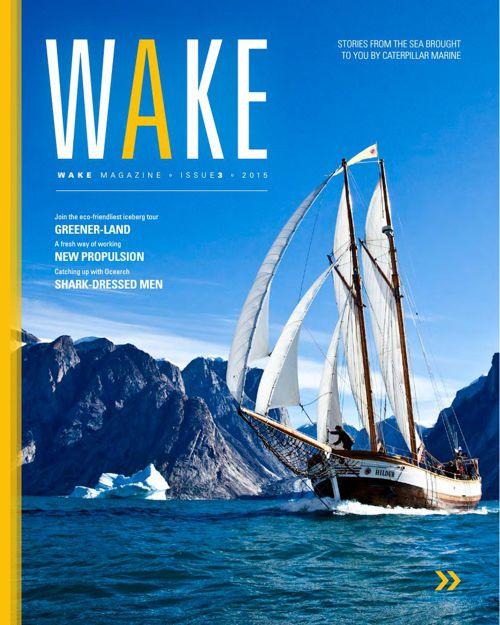 CAT Wake Magazine