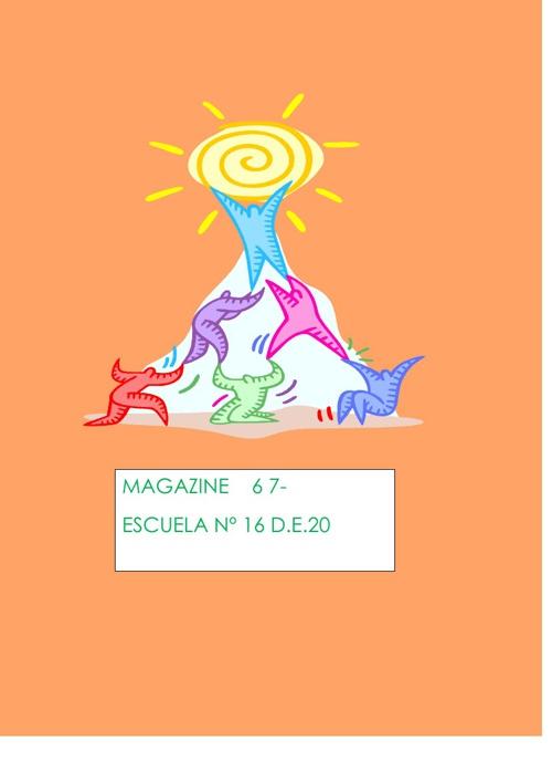 magazine 67 nueva