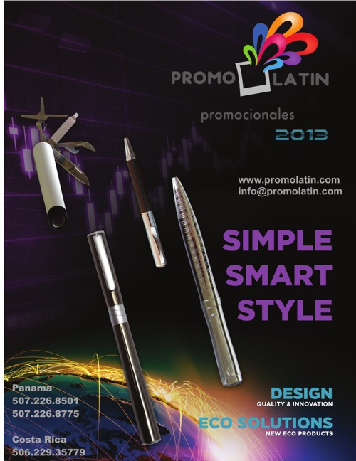 2013 PromoLatin Catalog (Spanish Version)
