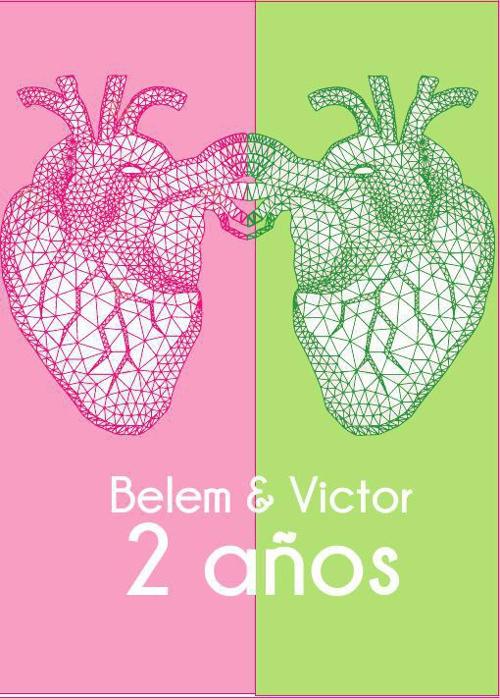 Belem & Victor- 2do aniversario