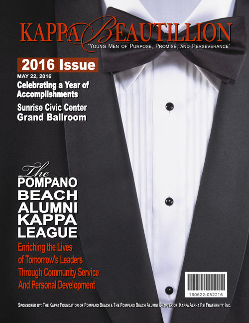 Kappa League Beautillion 2016