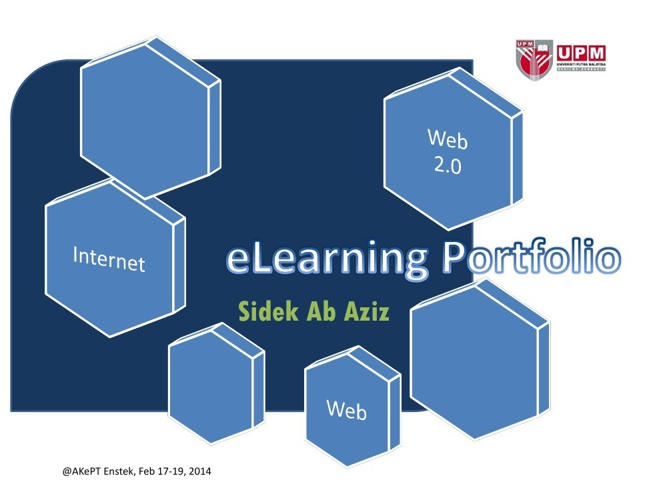 eLearning Portfolio @AKePT2014