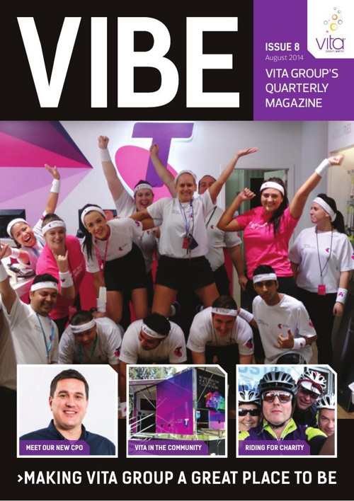 VIBE August 2014