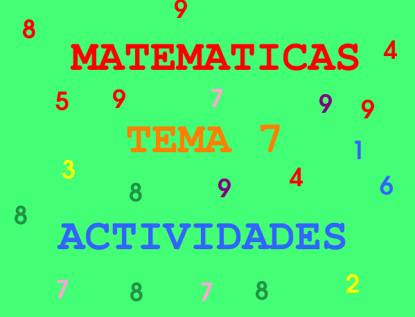 matematicas teka 7 actividades