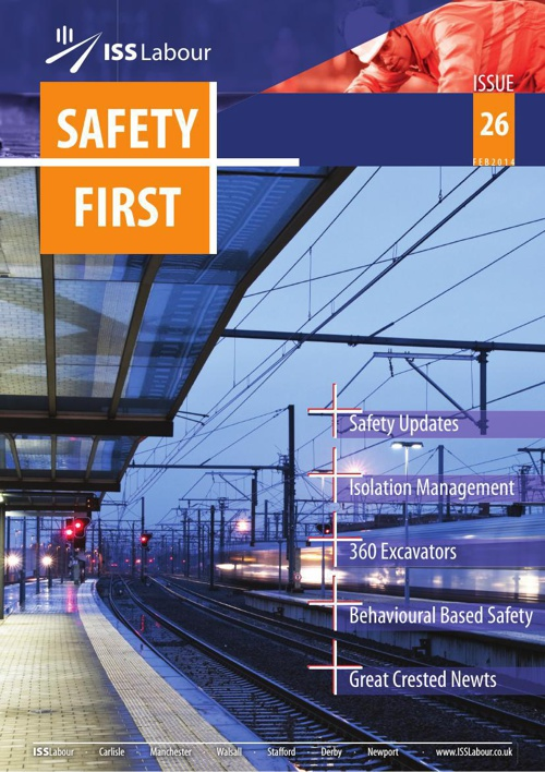 ISS / Safety First / Issue 26 / February 2014