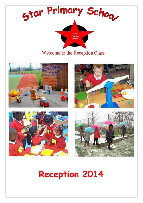 reception class parents brochure 2014-15 complete