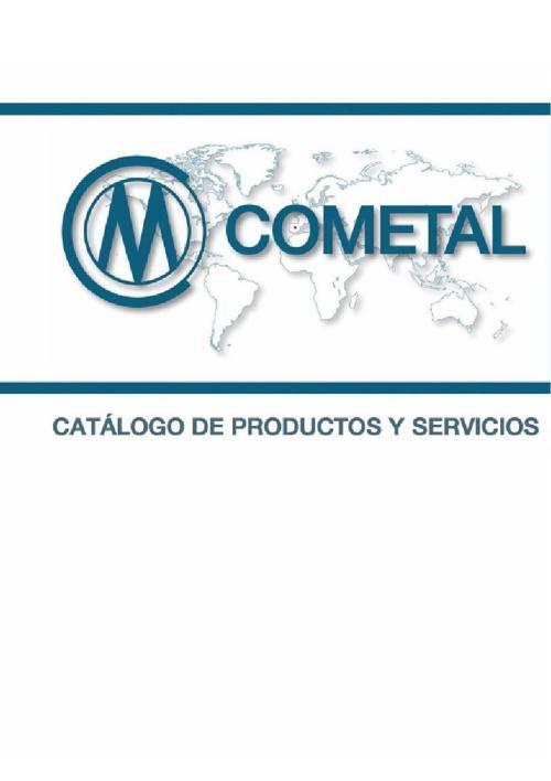Catalogo de Productos y Servicios Cometal