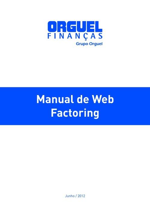 Manual de Web Factoring