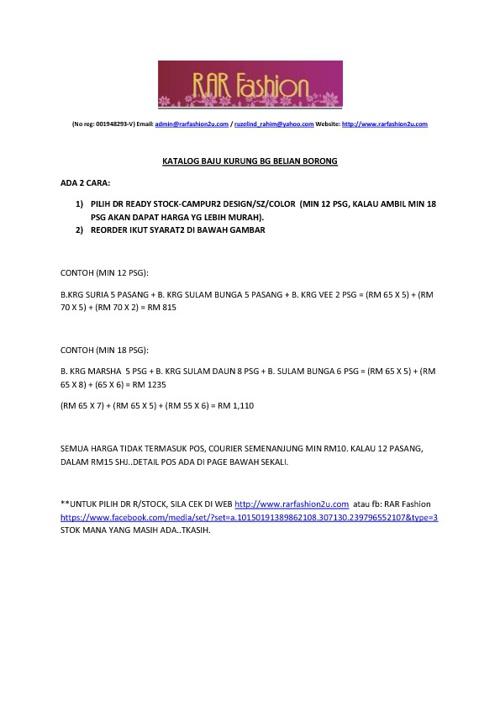 Katalog Pemborong