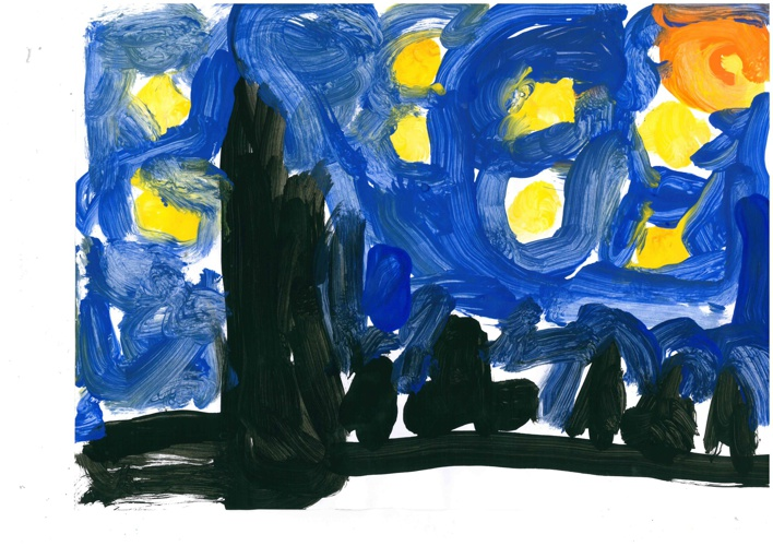 Our Starry Night 2