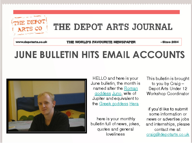 June Bulletin