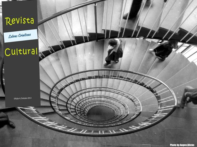 Sample da Revista LetrasCriativas para iPad