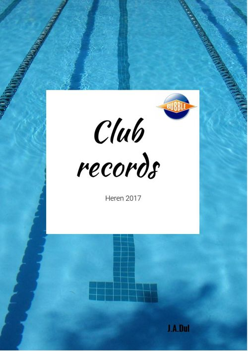 club records heren 2016