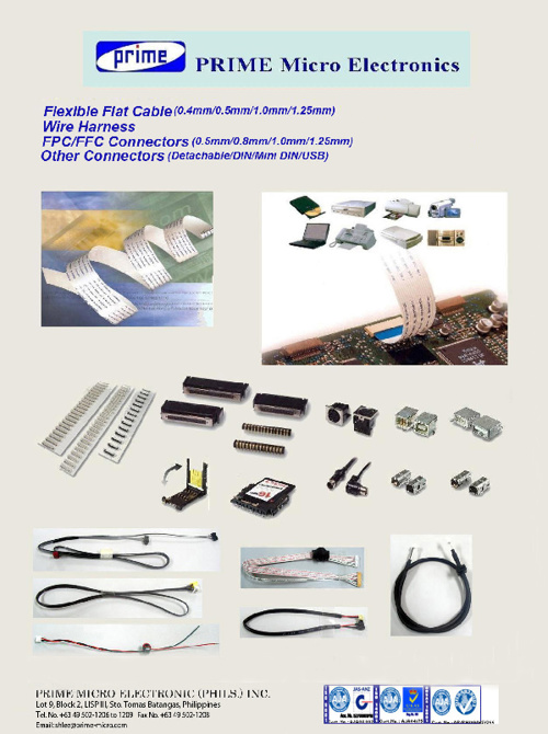 Prime Micro Electronics (Phils) Inc