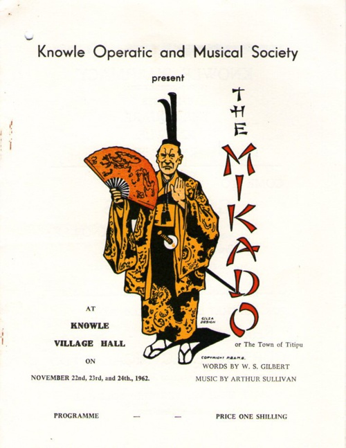 1962 The Mikado
