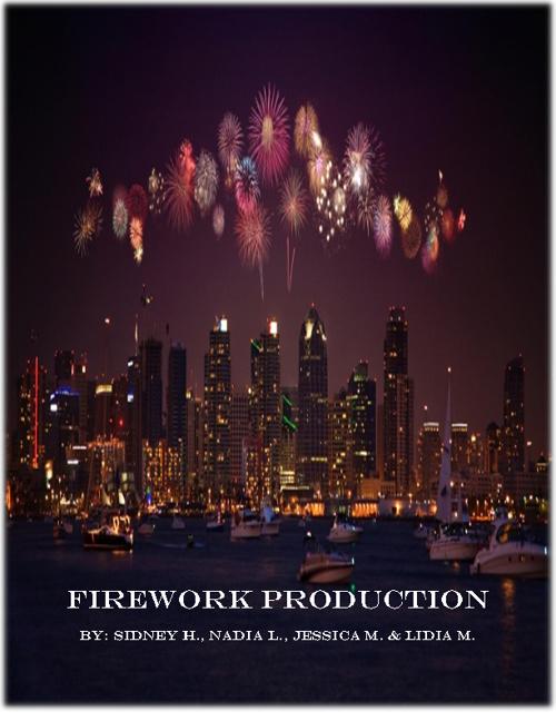 Firework Production Presentation