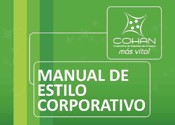 Manual de estilo corporativo