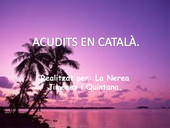 acudits en català
