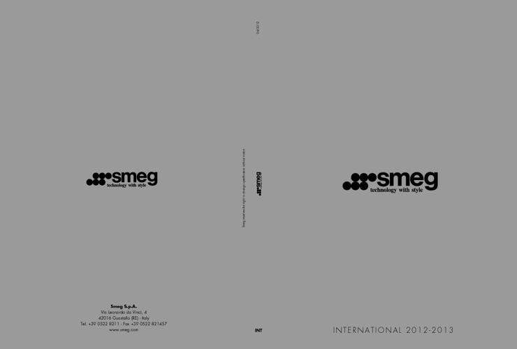 Catalog electrocasnice SMEG Italia