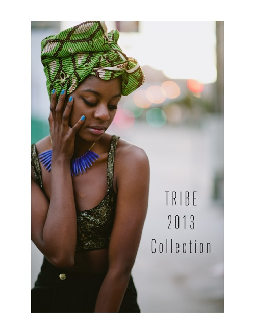 Tribe Catalog Spring and Summer-2013