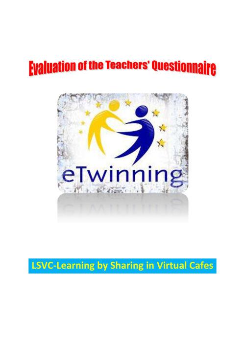 Evaluation for Teachers Survey