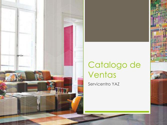 Catalogo de Ventas