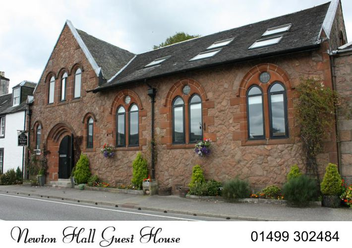 Newton Hall Guest House Brochure