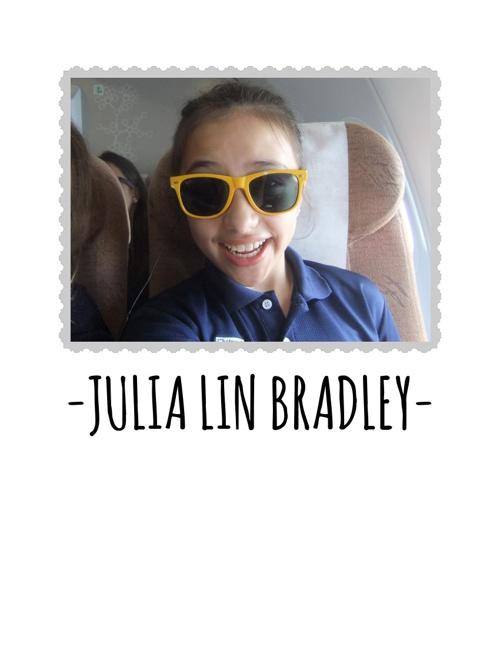 English Autobiography - Julia Lin Bradley