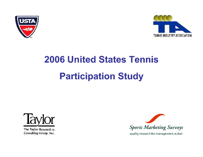2008 Participation