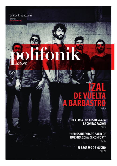 Revista Polifonik 2016 Barbastro