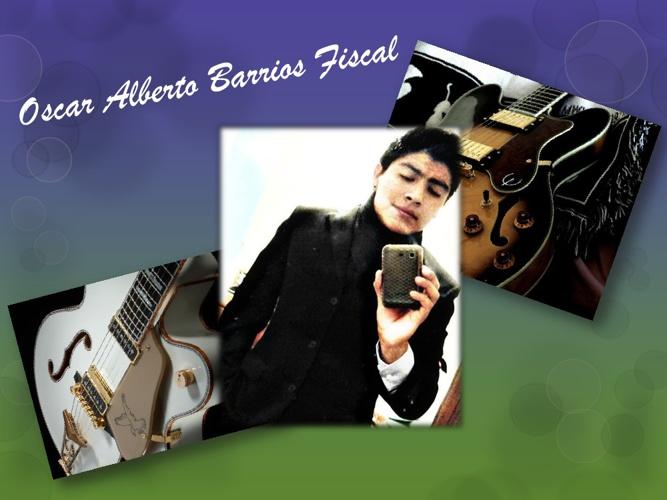 album de Oscar Barrios