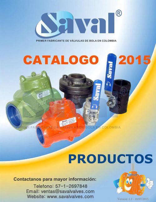 Calogo Otros Productos SAVAL 2015 [COMPLETO]