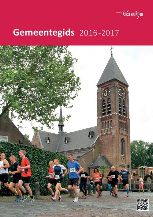 Gemeentegids Gilze-Rijen 2017 Bedrijvenpark Midden-Brabant Poort