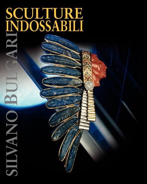 SILVANO BULGARI - SCULTURE INDOSSABILI