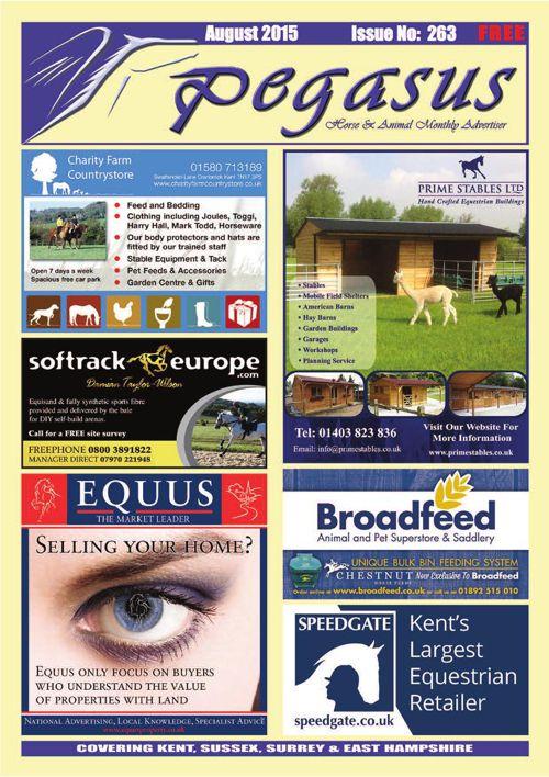 Pegasus Magazine August 2015