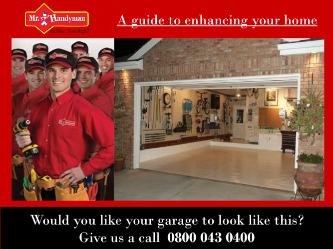 Mr Handyman Services - A guide to enhancing your home