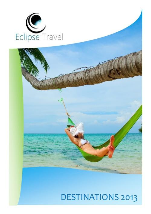 Eclipse Travel Brochure 2013