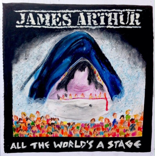 Digital Booklet - James Arthur - All The World's A Stage