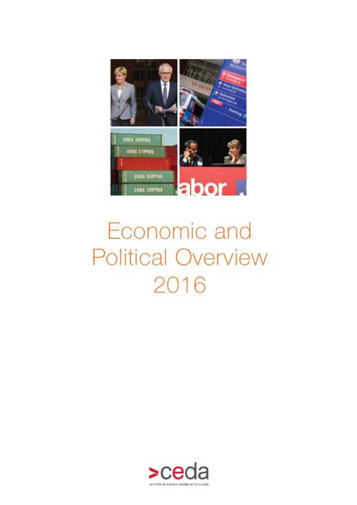 CEDA 2016 Economic and Political Overview