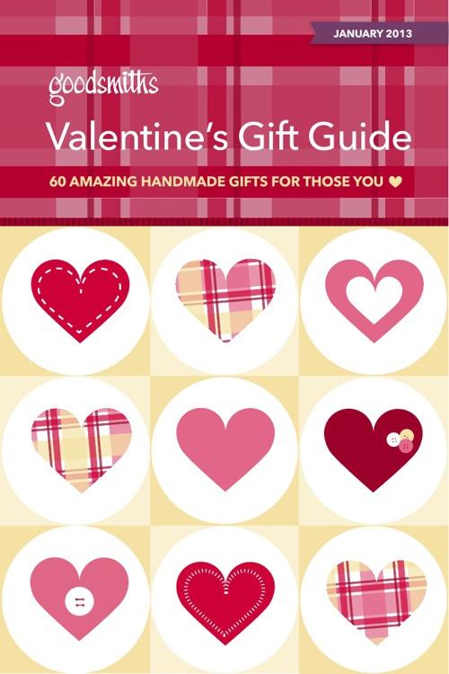 Goodsmiths Valentine's Gift Guide