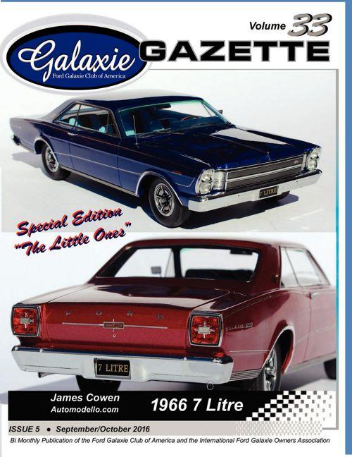 Galaxie Gazette Review of 1966 Ford Galaxie 500
