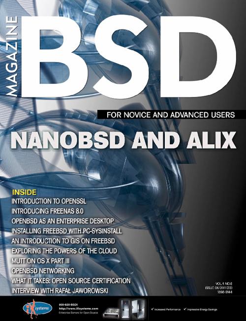 BSD Magazine 6/11