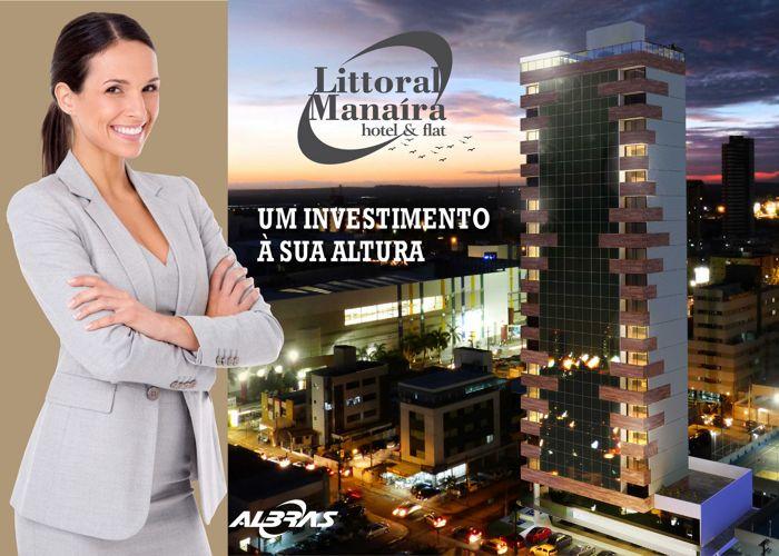 Albras - Plantas Folder Litoral Manaira