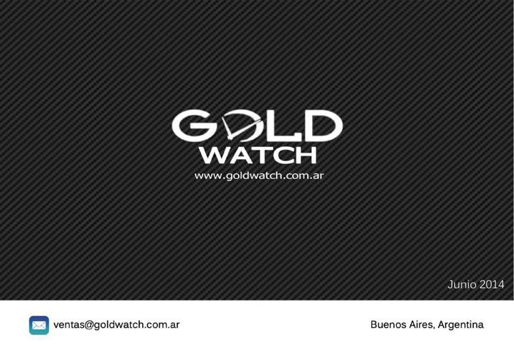 Catalogo_GoldWatch_Junio-2014